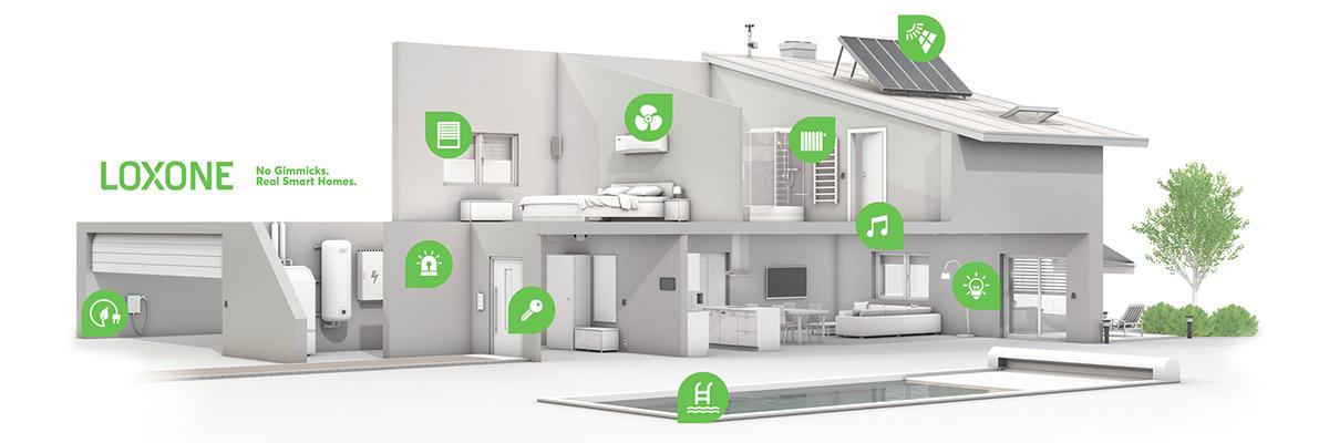 Automatische Haussteuerung mit SINUS